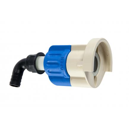 MECLUBE Adaptor for suction hose SEC connection - 1