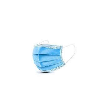 MISTER WORKER Non-Certified Filtered Disposable Masks (1000 pcs.) - 1