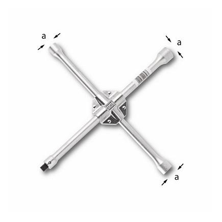 USAG Cross-type wheel nut wrenches (cars and light industrial vehicles) - 1