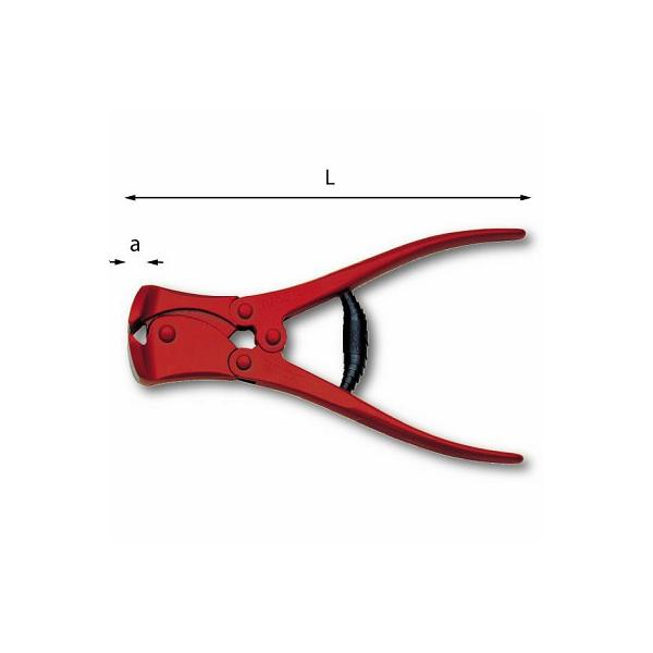 USAG Toggle joint end cutting nippers - 1