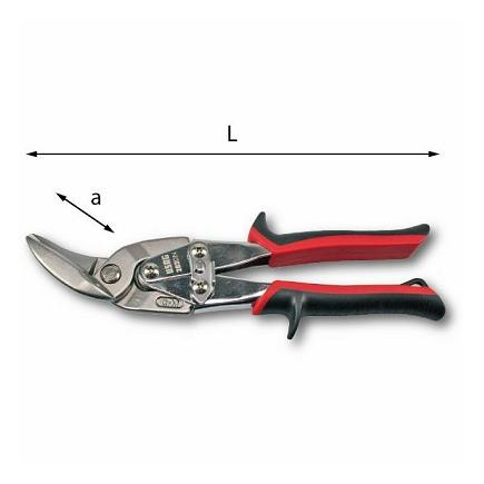 USAG Toggle joint shears for sheet steel - 1