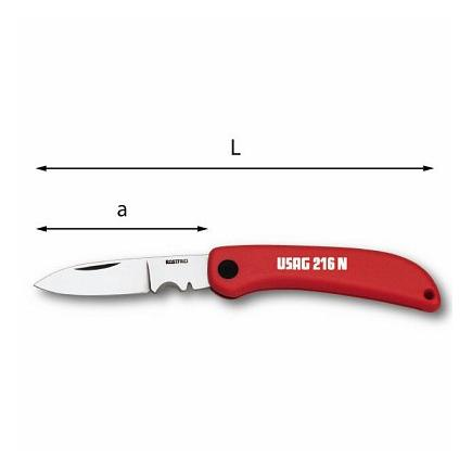 USAG Knife for electricians - 1