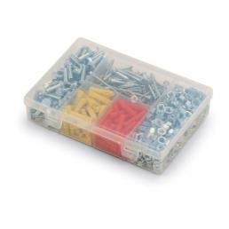 TERRY  5 section plastic transparent organizer - 2