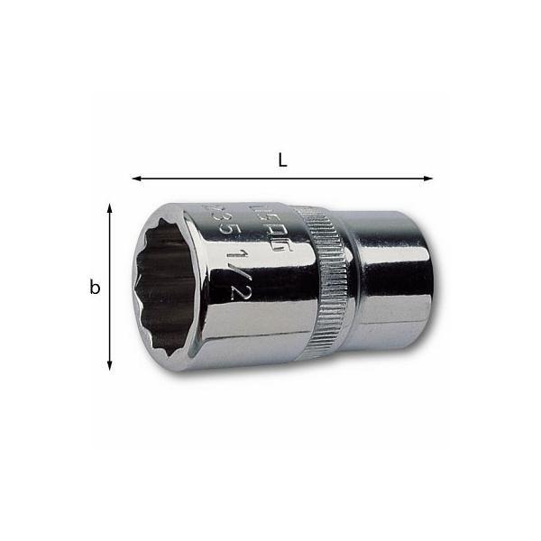 USAG FullContact bihexagonal sockets - 1