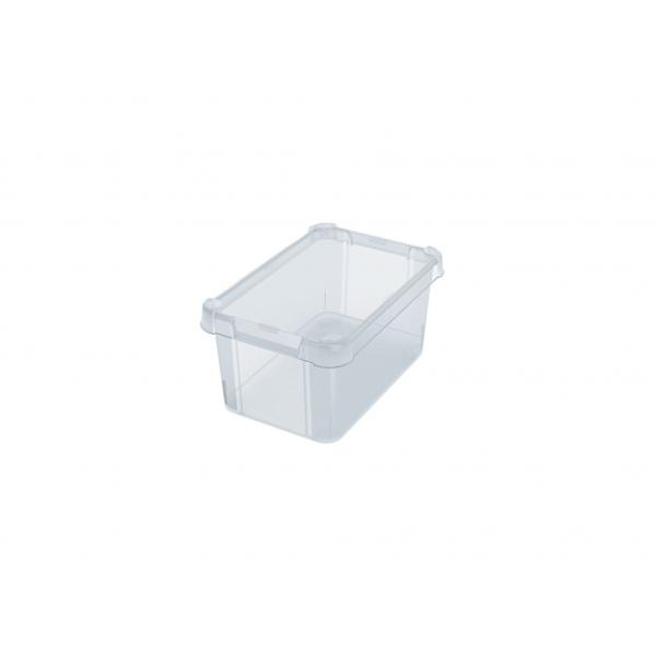 TERRY  Multipurpose box 6 l. - Transparent - 1