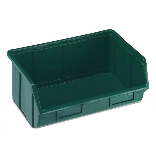TERRY Plastic stackable small parts organizer 34,4x25x12,9 - 1