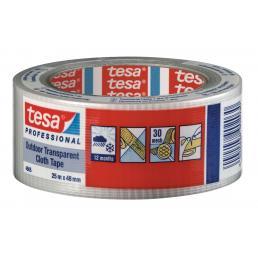 TESA Outdoor transparent cloth tape - 1