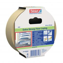 TESA Double-sided fabric mounting tape for general purpose or floor applications - Transparent - 1