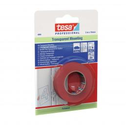 TESA Double Sided High Shear Filmic Tape - Trasparent - 1