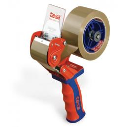 TESA Manual dispenser with rubber handle for packing tapes - 1