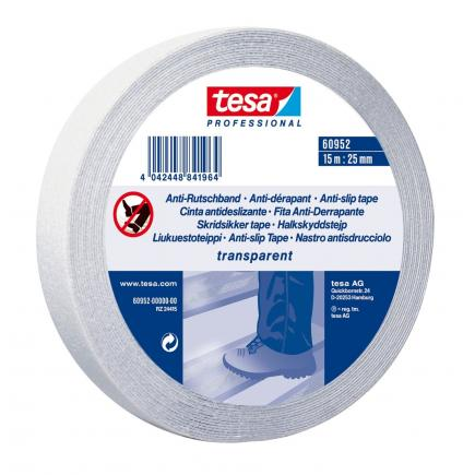 TESA Self-adhesive Anti Slip safety tape - Transparent - 1
