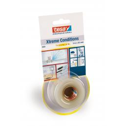 TESA Xtreme Conditions Silicone self-fusing tape - Transparent - 1