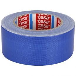 TESA Standard polyethylene coated cloth tape - Blue - 1