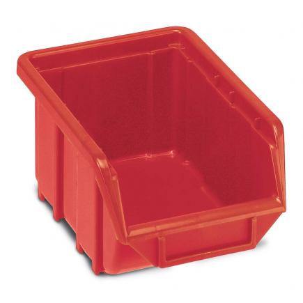 TERRY Plastic stackable small parts organizer 11,1x16,8x7,6 - 2
