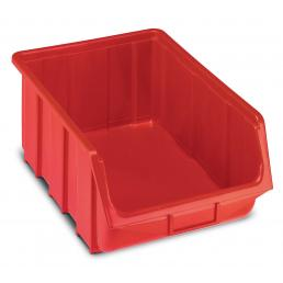 TERRY Plastic stackable small parts organizer 33,3x50,5x18,7 - 2