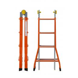 GIERRE Steel telescopic ladder - 3