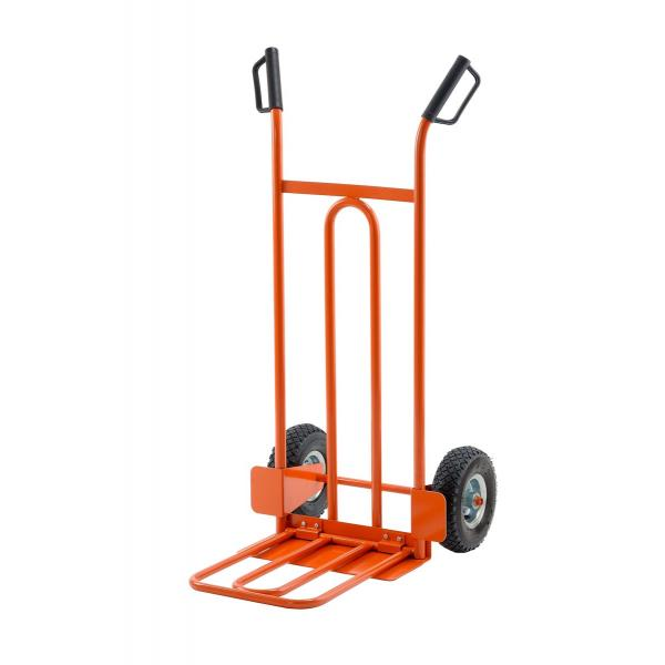 GIERRE Lightweight Hand Truck with Foldable Plate - 1