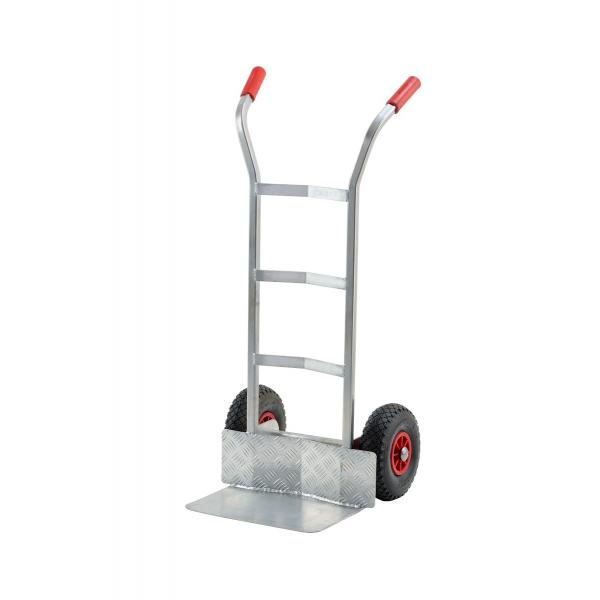 GIERRE Aluminium hand-truck for gas cylinders - 1