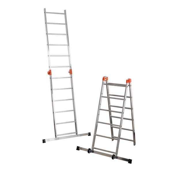 GIERRE Fast&Lock 200 Multifunction Aluminium Scaffolding - 1