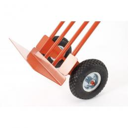 GIERRE Lightweight Hand Truck with Fixed Plate - 2