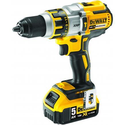 DeWALT 18V Premium Hammer Drill in DS150 - 1