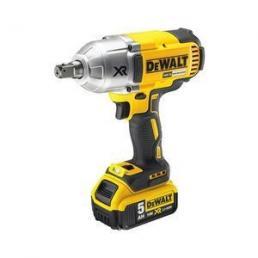 DeWALT XR 18V-5.0Ah XR Li-Ion 3speed High Torque Wrench - 1