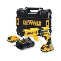 DeWALT 18V-2.0Ah XR Li-Ion Collated Drywall Driver Kit - 1