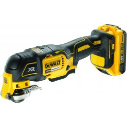 DeWALT 18V XR Brushless Oscillating Multi-Tool - 2