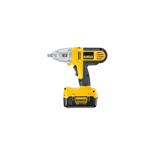 "DeWALT Cordless Impact Wrench 1-2"" 36V Li-Ion 4.0Ah - 1"