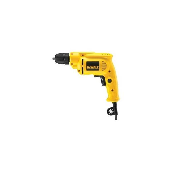 DeWALT 10mm Rotary Drill 550W. with keyless chuck - 1