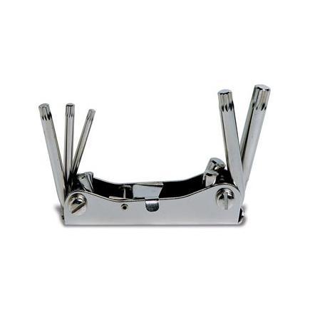 USAG Set of 5 keys for XZN screws - 1