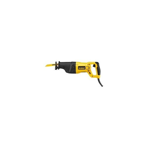 DeWALT Orbital reciprocating saw 1200W - 1