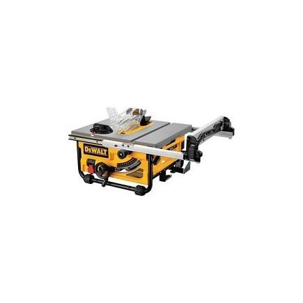 DeWALT Lightweight Table Saw 1850W 250mm - 1