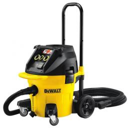 DeWALT 38lt Construction Dust Extractor M Class 1400W - 1