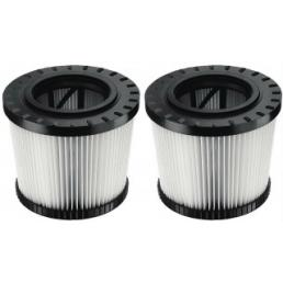 DeWALT 2 Replacement Filters for DWV902L-M - 1