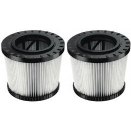 DeWALT 2 Replacement Filters  for DWV900-1 - 1