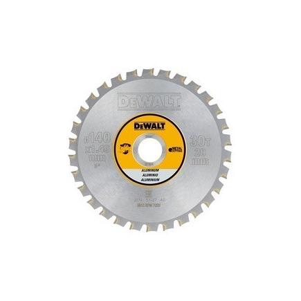 DeWALT Aluminium Cutting Circular Saw Blade - 1