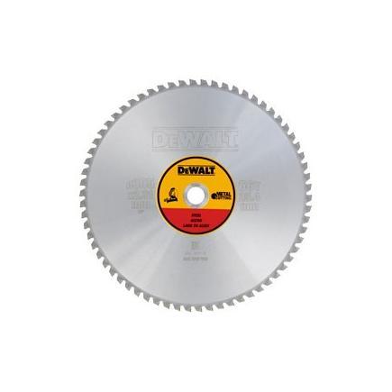 DeWALT Stationary Circular Saw Blade - Steel Cutting - 1