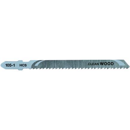 DeWALT Standard Woodcutting Jigsaw Blade - Fine Precision Angle Cutting - 1
