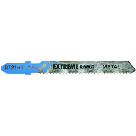 DeWALT Metal Cutting Jigsaw Blade - Metal Plates Cutting (2.5-6mm) - 1