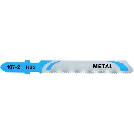 DeWALT Metal Cutting Jigsaw Blade - Aluminium and Ferrous Metals Cutting - 1