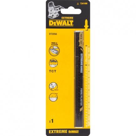 DeWALT Special Materials Jigsaw Blade - Fibre Cement Cutting - 1