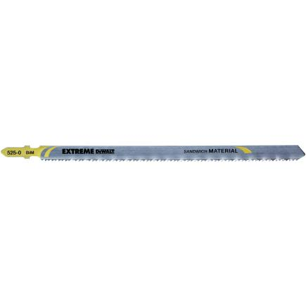 DeWALT Special Materials Jigsaw Blade - Coarse Cutting - 1