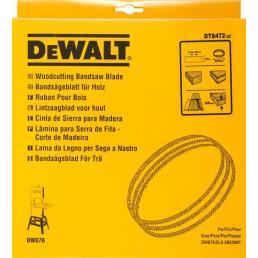 DeWALT Alligator® Saw Blade for DW876 - Wood Cutting Along Grain - 1