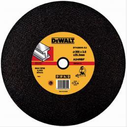 DeWALT Angle Grinder Metal Cutting Disc - Flat Centre  (25 pcs.) - 1