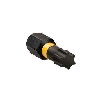 "DeWALT EXTREME 25mm Non-Impact Torx Bits 1-4"" - 1"