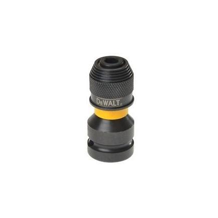 """DeWALT 1-2"""" to 1-4"""" Impact Wrench Adapter - 1"""