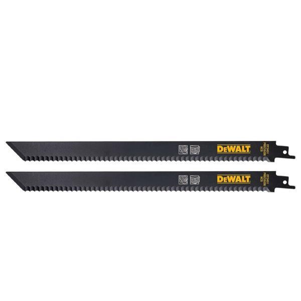 DeWALT Saw Blade for Building Insulation Materials - 1