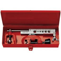 USAG 316 Assortment with flaring tool in sheet steel box (2 pcs.) | Mister Worker®