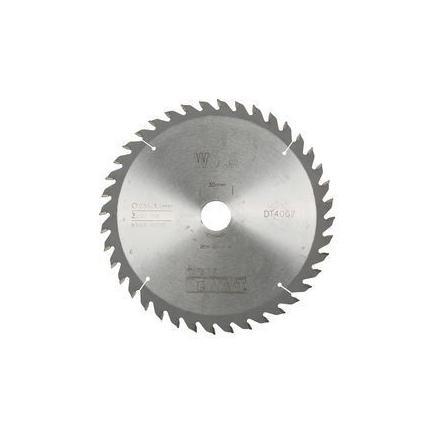 DeWALT Portable Circular Saw Blade - Diagonal and Finishing Cutting - 1